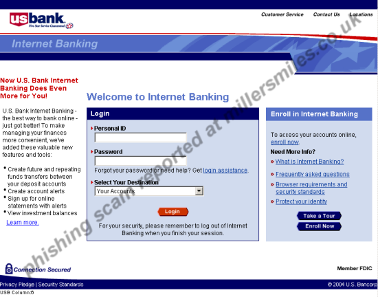 Download image U...U S Bank Login Page