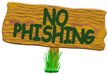 Phishing is a term used to describe the action of assuming the identity of a legitimate organisation, or web site, using forged email and/or web pages and with a view to convince consumers to share their user names, passwords and personal financial information for the purpose of using it to commit fraud. This is also and often refered to as Identity Theft.