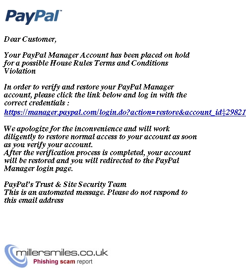 paypal live customer service