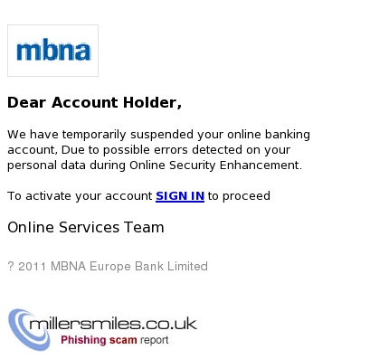 bank online services enhancements