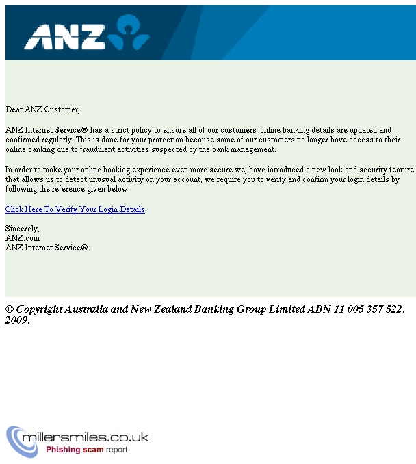 anz secure online banking